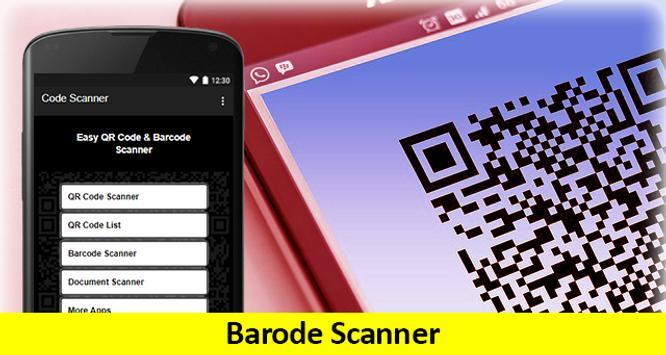 Easy QR Code & Barcode Scanner apk screenshot