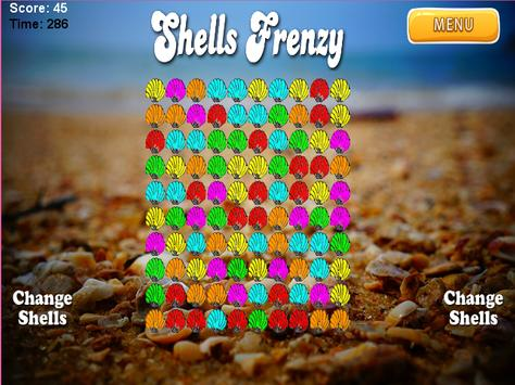 Shells Puzzle Frenzy screenshot 1
