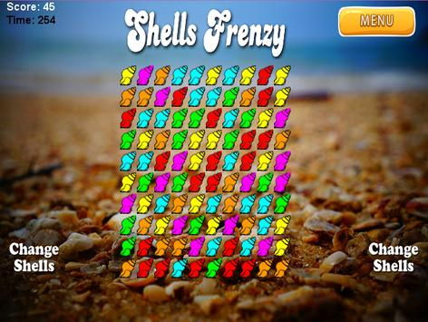 Shells Puzzle Frenzy screenshot 2