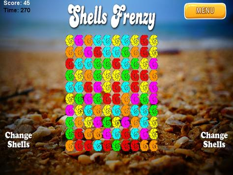 Shells Puzzle Frenzy screenshot 3