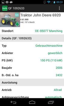BayWaBörse apk screenshot