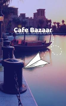 Cafe Bazaar poster
