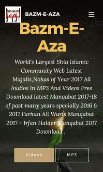 Bazm-E-Aza screenshot 3