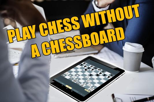 Chessboard poster