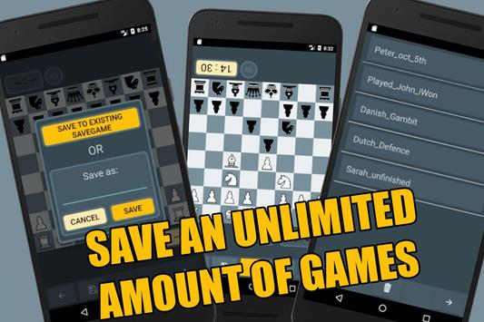 Chessboard screenshot 1