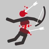 Stickman Archers: Archery Rampage Zeichen