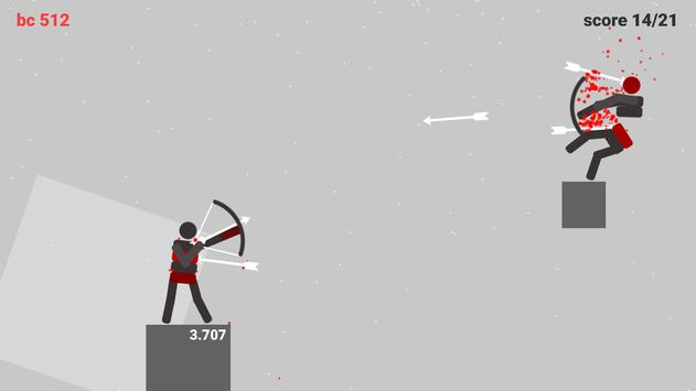Stickman Archers: Archery Rampage screenshot 15