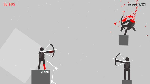 Stickman Archers: Archery Rampage screenshot 7