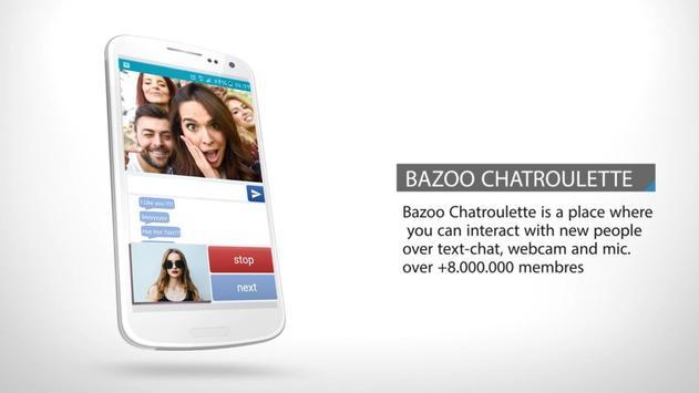Bazoo Chatroulette screenshot 2
