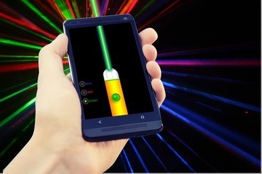 Laser Pointer Flashlight screenshot 2