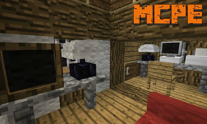 Mrcrayfish S Furniture Mod For Minecraft Pe Fur Android Apk