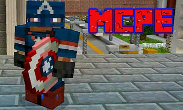 Pocket Heroes Mod for Minecraft PE screenshot 4