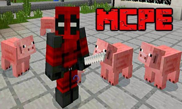 Pocket Heroes Mod for Minecraft PE screenshot 1