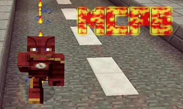 Pocket Heroes Mod for Minecraft PE screenshot 2