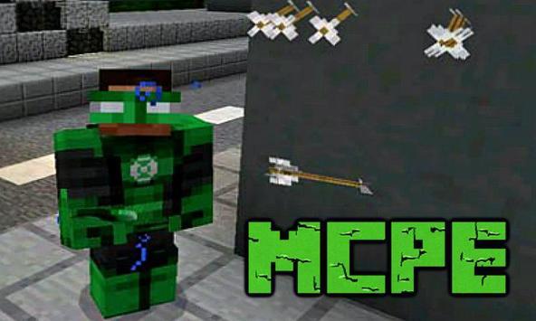 Pocket Heroes Mod for Minecraft PE screenshot 3