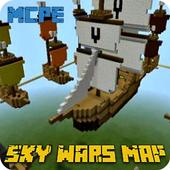 SkyWars Yupai Map for Minecraft PE icon