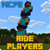 Ride Players Addon for Minecraft PE icon
