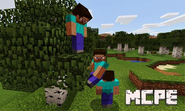 Ride Players Addon for Minecraft PE poster