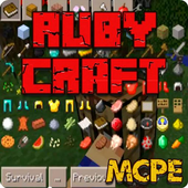 RubyCraft Mod for MC PE icon