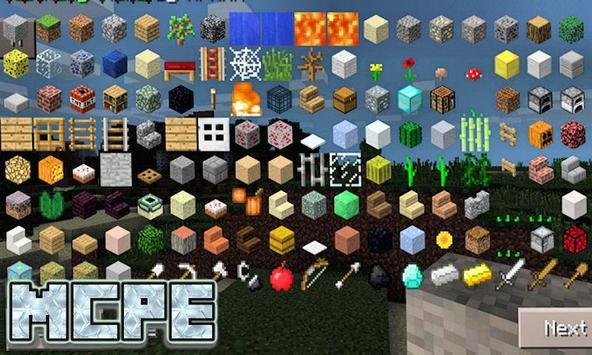 Too Many Items Mod for MCPE screenshot 1