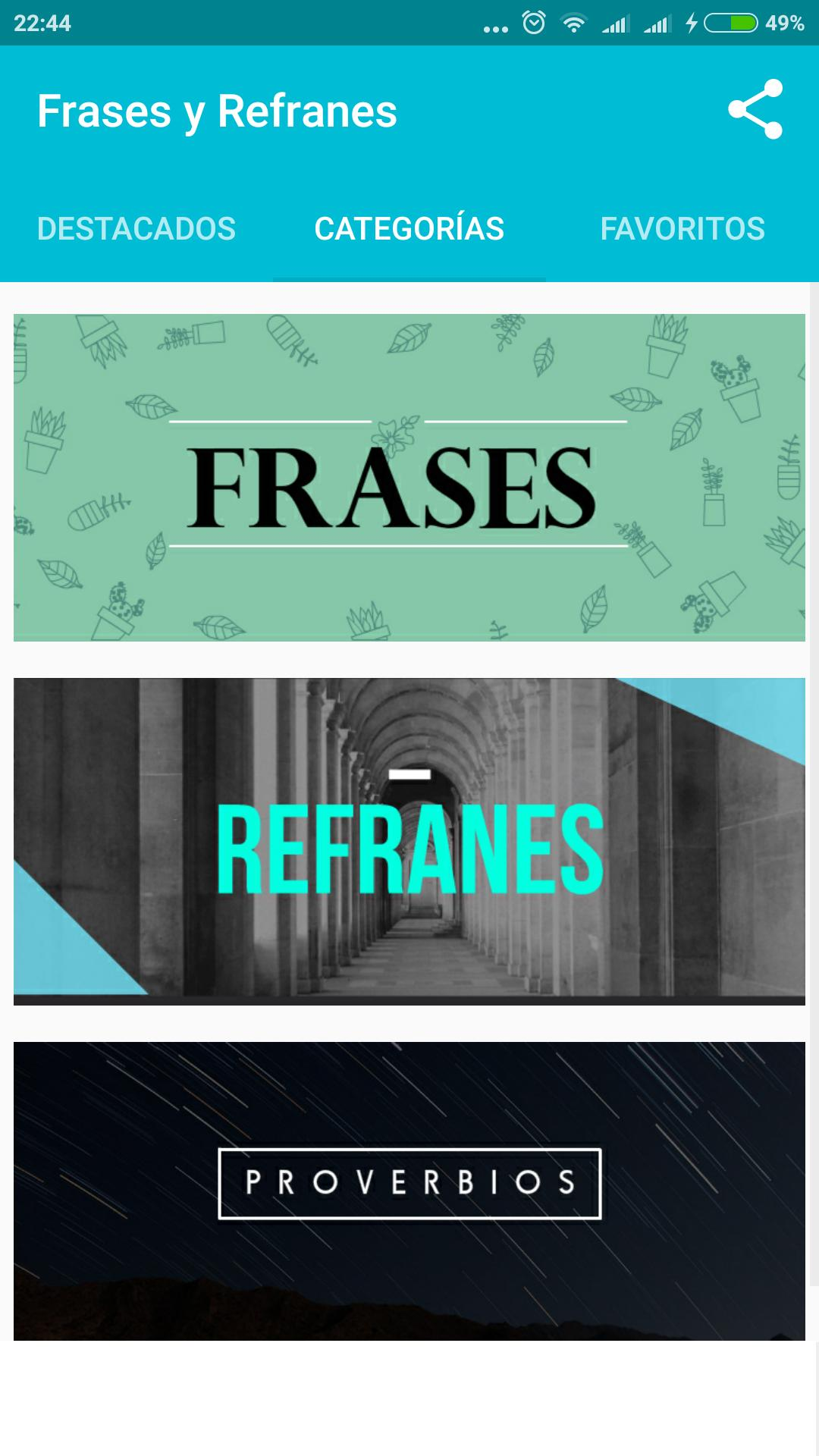 Frases Refranes Y Proverbios For Android Apk Download