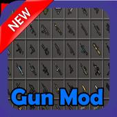 Gun MODS For MCPE icon