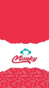 Monky poster