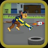 Paw Puppy Patrol Bazooka icon