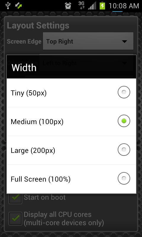 Micro CPU Monitor para Android - APK Baixar