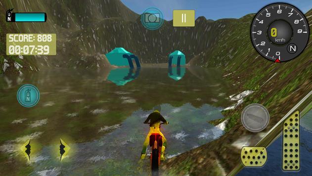 Mountain Motocross Simulator screenshot 12