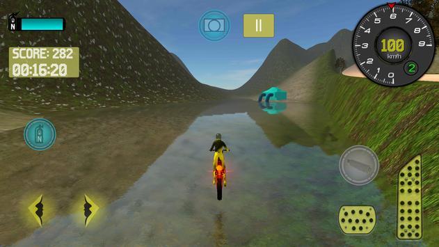 Mountain Motocross Simulator screenshot 5