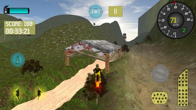 Mountain Motocross Simulator screenshot 6