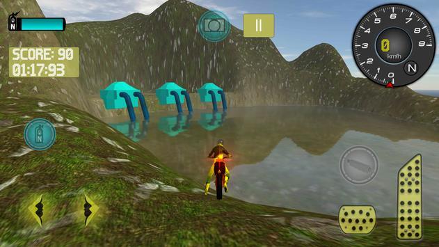 Mountain Motocross Simulator screenshot 9