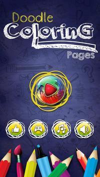 Doodle Coloring Mandala Book screenshot 3