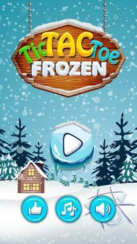 Frozen Tic Tac Toe poster