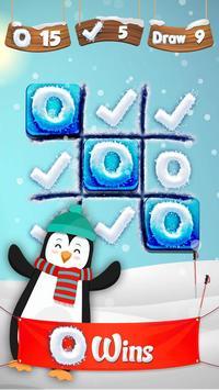 Frozen Tic Tac Toe apk screenshot