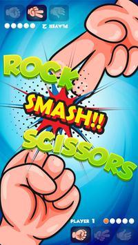Rock Paper Scissor Epic Battle screenshot 1