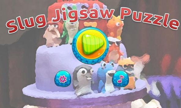 Super Slugs Toy Jigsaw Puzzle poster