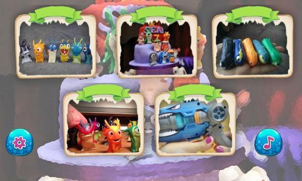 Super Slugs Toy Jigsaw Puzzle screenshot 1