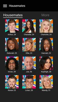 Unofficial Big Brother UK screenshot 12