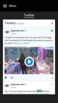 Unofficial Big Brother UK screenshot 3