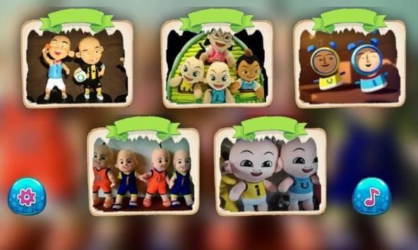 Jigsaw Upin Toy Puzzle screenshot 4
