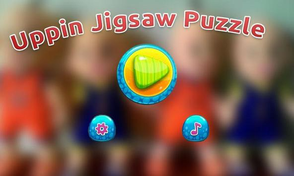 Jigsaw Upin Toy Puzzle poster