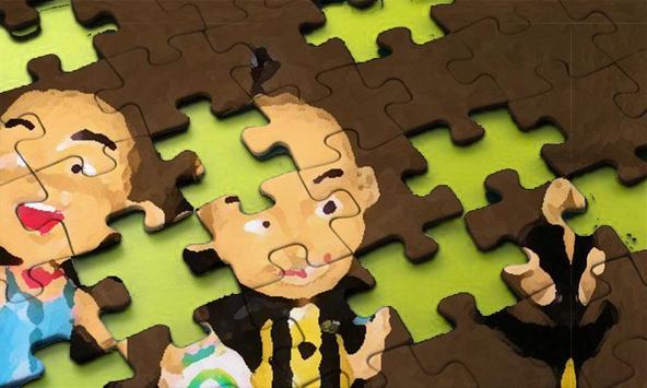 Jigsaw Upin Toy Puzzle screenshot 3