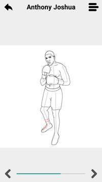 Draw Boxing Legends poster