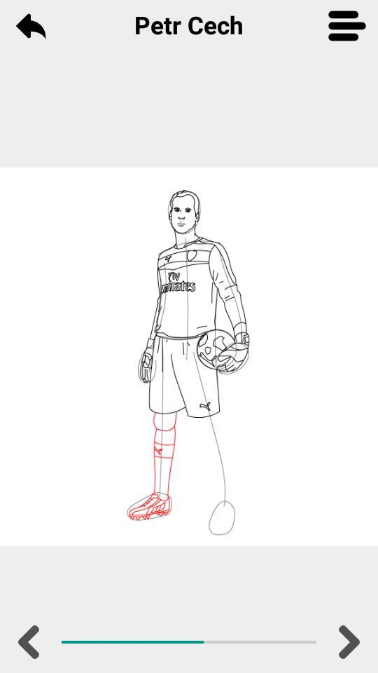 Desenhar Jogadores De Futebol 3d Para Android Apk Baixar