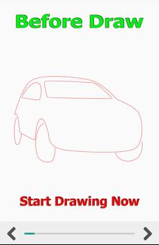 How to Draw Car Fire Helicopter Ambulance screenshot 6