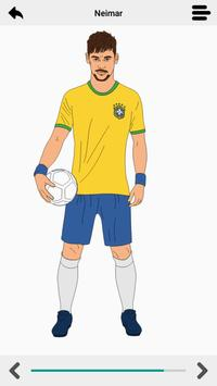 Color by Numbers Or Draw Famous Players screenshot 1