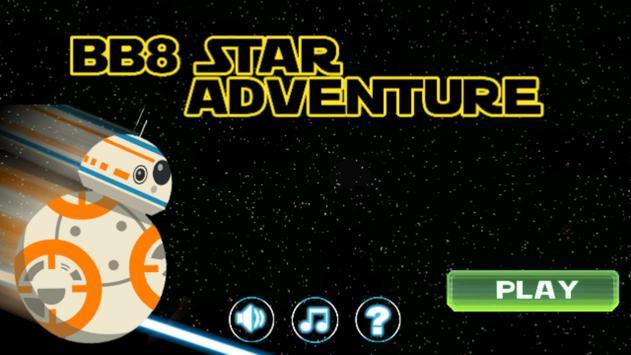 BB8 Star Adventure poster