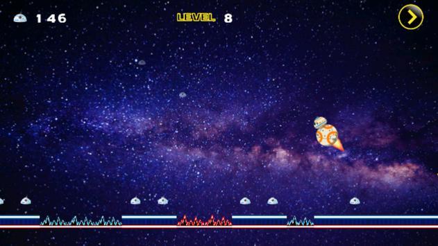 BB8 Star Adventure apk screenshot